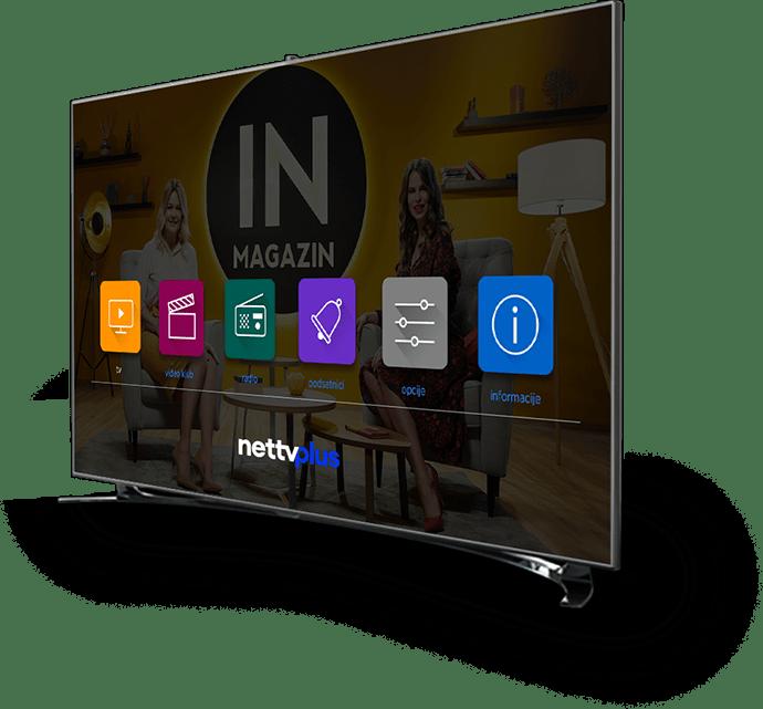 Smart TV fotografija